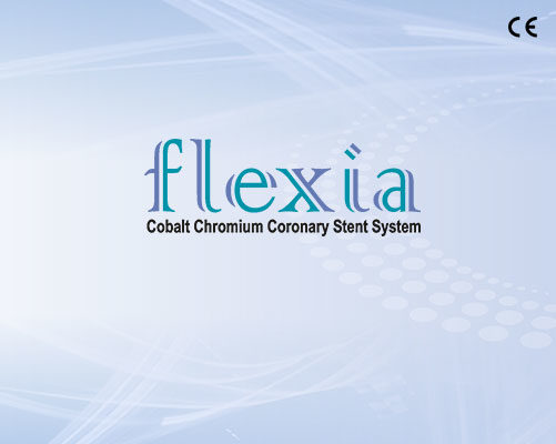 Flexia – Cobalt Chromium Coronary Stent System - Nano Therapeutics Pvt. Ltd. - Heart Stent Manufacturing Company Surat, India