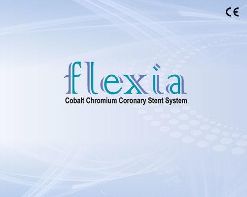 Flexia – Cobalt Chromium Coronary Stent System - Nano Therapeutics Pvt. Ltd. - Heart Stent Manufacturing Company Surat, India