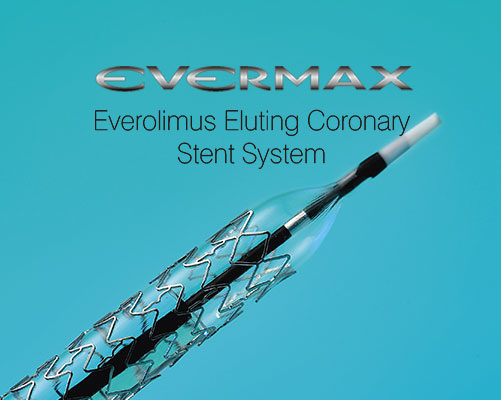 Evermax Drug Eluting Stent - Nano Therapeutics Pvt. Ltd. - Heart Stent Manufacturing Company Surat, India