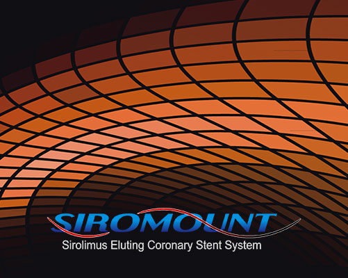 Siromount – DES - Nano Therapeutics Pvt. Ltd. - Heart Stent Manufacturing Company Surat, India